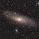 M31 Andromeda Galaxy,                                Ryan Betts