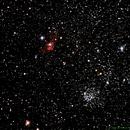 NGC7635 - Bubble nebula in Cassiopeia,                                Mataratzis