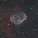 Crescent Nebula - FLI 16803 Version,                                Jim Morse
