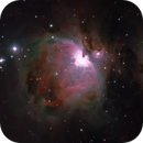 The Great Orion Nebula,                                Kevin Holtz