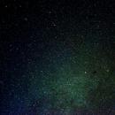 Milky Way Between Alibireo and Lyra,                                John Evans