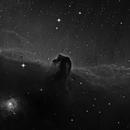 Horsehead Nebula,                                KuriousGeorge