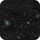 NGC 6946 eta NGC 6939,                                Ander Elosegi