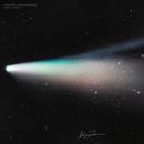 Comet C2020 F3 Neowise,                                Alberto Vezzani
