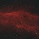 California Nebula,                                filipoi