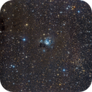 NGC 7129 vom 19.HTT,                                Tino Leichsenring