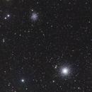 Messier 53 - Globular Cluster,                                jshortt
