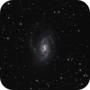ngc 3359  - Galaxy faint sleeves,                                Vadim Kozatchenko