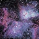 Eta Carina nebula,                                raymo