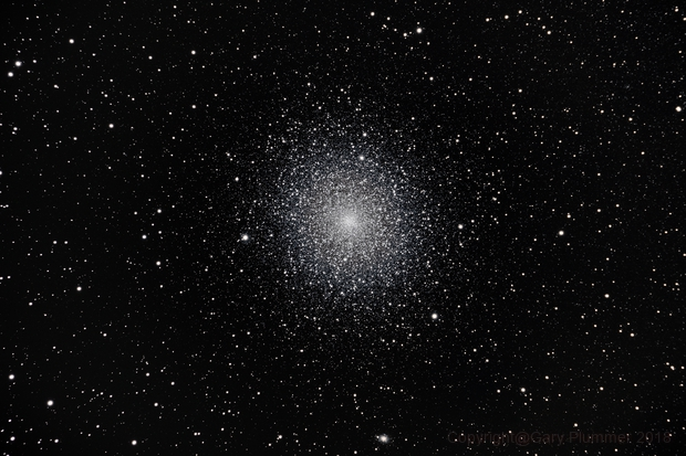 NGC 104 / Tuc 47,                                Gary Plummer