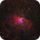 Messier 16 - The Eagle Nebula,                                David McGarvey