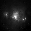 Orion in Mono,                                AcmeAstro