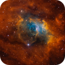 "NGC 7635 ""The Bubble"" Nebula, SHORGB,                                Sviatoslav Lips"