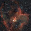 Heart Nebula (IC1805),                                Ahmet Kale