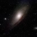 M31 Andromeda,                                clamper