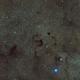 Barnard 72 The S Nebula,                                APshooter