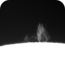 Quiescent prominence animation,                                GreatAttractor