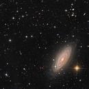 NGC 2841,                                KuriousGeorge