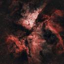 Carina Nebula,                                Cluster One Obser...