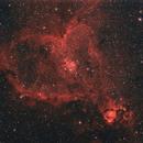 Heart Nebula HaRGB,                                Xplode
