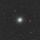 M13 - Globular Cluster in Hercules,                                Nikhil Joshi