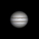 Rotation of Jupiter (20:23-20:49, 19 march 2015),                                Star Hunter