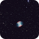 dumbbell nebula,                                andyo