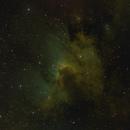 Cave Nebula,                                Velvet