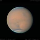Mars | 2018-07-11 6:54 UTC | Color,                                Chappel Astro