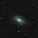 Messier 81,                                Stefan Bauer