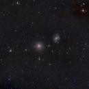 NGC 5850, NGC 5846,                                Kathy Walker