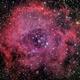 Rosette Nebula,                                Jan Simons