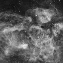 NGC 6357,                                Malcolm Ellis