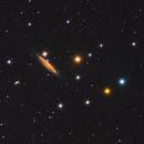 NGC 4217 Galaxy,                                Kasra Karimi