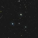 Melotte 111 Open Star Cluster & Galaxies,                                KiwiAstro