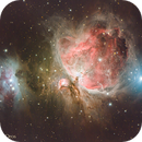 Orion Nebula - M42 - M43,                                Philippe Oros