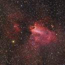 M17 - Omega Nebula,                                Andreas Reifke