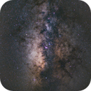 Milky Way's Core,                                Michael Kalika