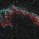 The Eastern Veil Nebula,                                Donovan