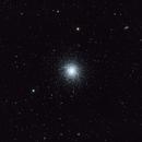 Hercules Globular Cluster M13,                                Matt Freed