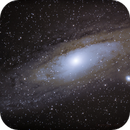 Messier 31, 32 – Andromeda Galaxy,                                Antti-Pekka_Alanko-Luopa