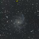 Fireworks galaxy,                                Darktytanus