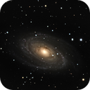 M81 - Bode's Galaxy - Reprocessed with HDR,                                Ryan Haveson