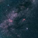 Comet 46P/Wirtanen & The Winter Milky Way,                                Vencislav Krumov