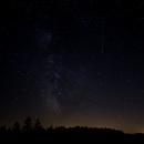 MilkyWay and Perseids Meteor,                                Robi.Wan.Kenobi