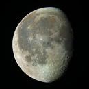 Nice waning gibbous Moon,                                Sven Kreiensen