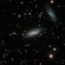 NGC 672 and IC 1727,                                Colin McGill