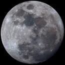 August 31st Full Color Moon,                                Joshua Millard