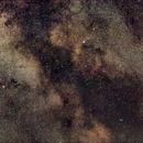 Milky Way in Aquila,                                AC1000