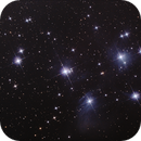 M45 - Pleiades,                                guvenozkan